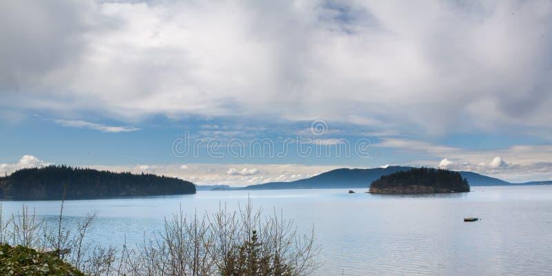 Puget Sound stock afbeeldingen