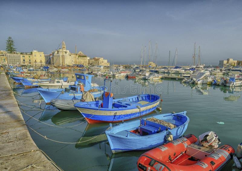 Puglia stock afbeelding