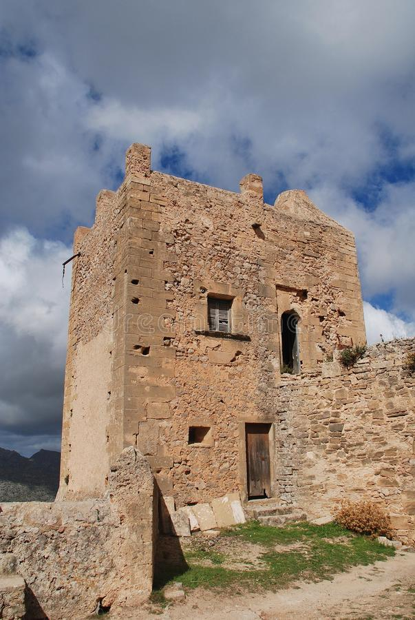 Puig De Maria monaster, Majorca zdjęcia stock