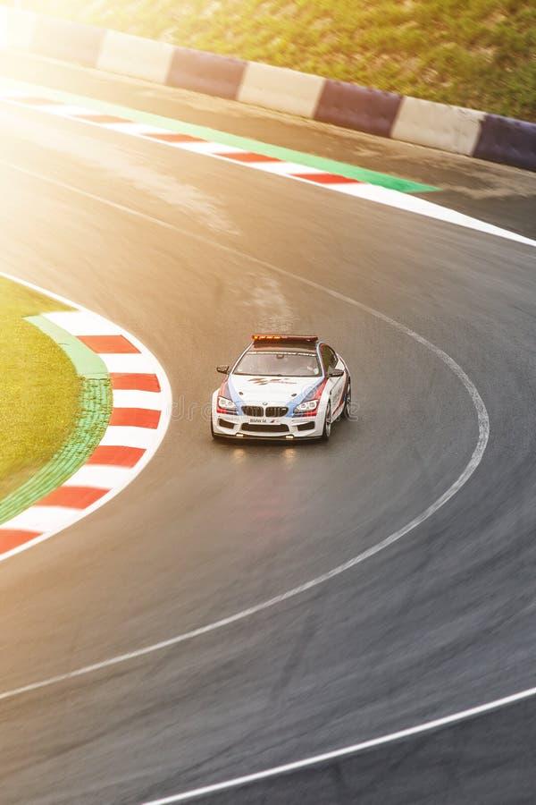 Puissance de BMW image libre de droits