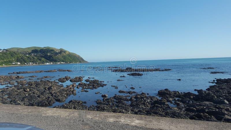 Pukerua Bay stock photo