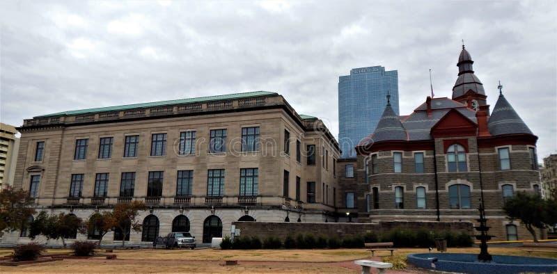 Pulaski County Arkansas Little Rock regering arkivfoton