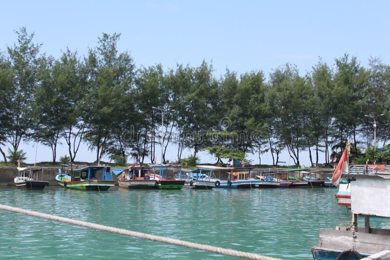 Pulau Pari, Ινδονησία στοκ φωτογραφία