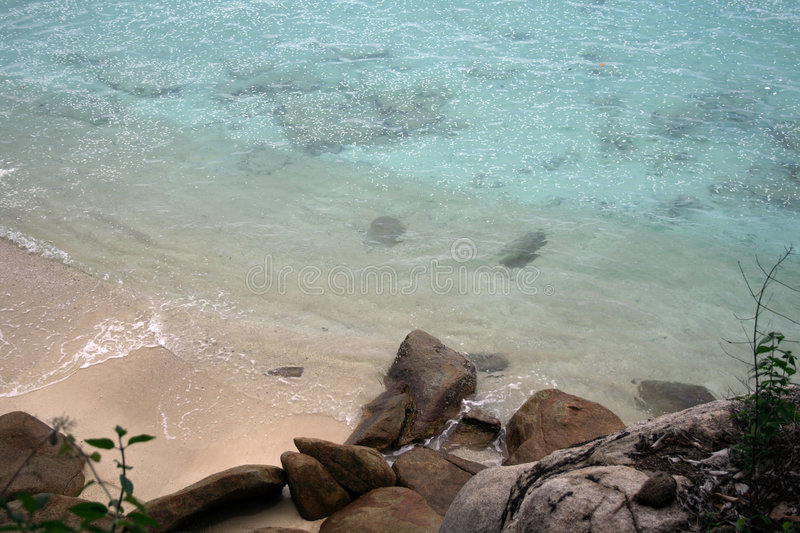 Download Pulau Perhentian Beach And Sea Stock Image - Image: 3038869