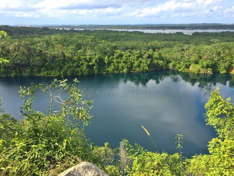 Pulau Ubin стоковые изображения