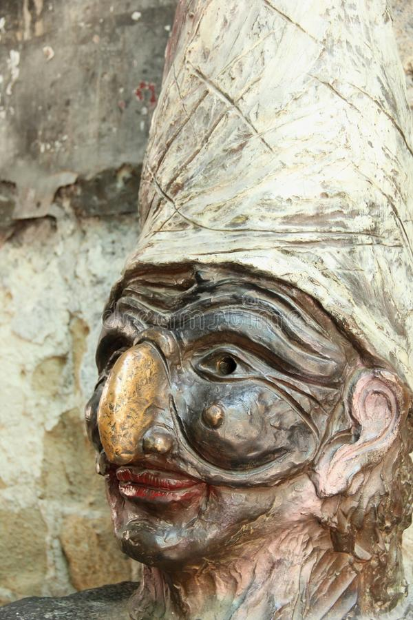 Free Pulcinella Royalty Free Stock Images - 94923869