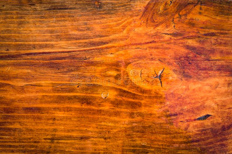 Pulido glose la textura de madera del primer fondo, interior libre illustration