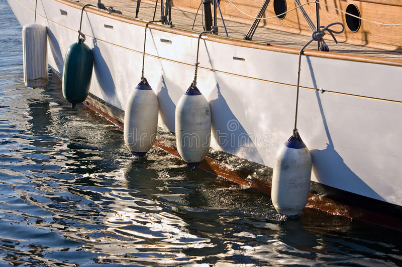 Download Pulling into dock stock photo. Image of classic, water - 11184442
