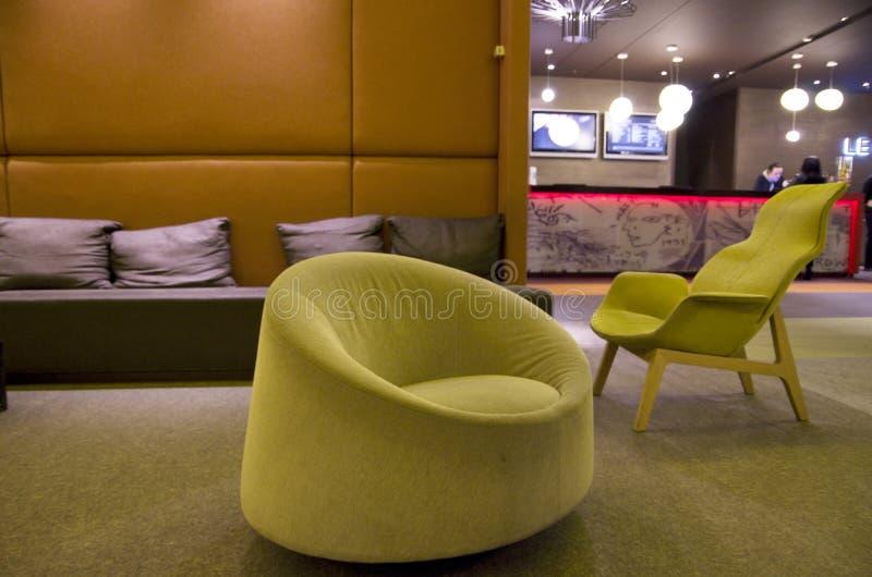 Pullman París Montparnasse del hotel imágenes de archivo libres de regalías