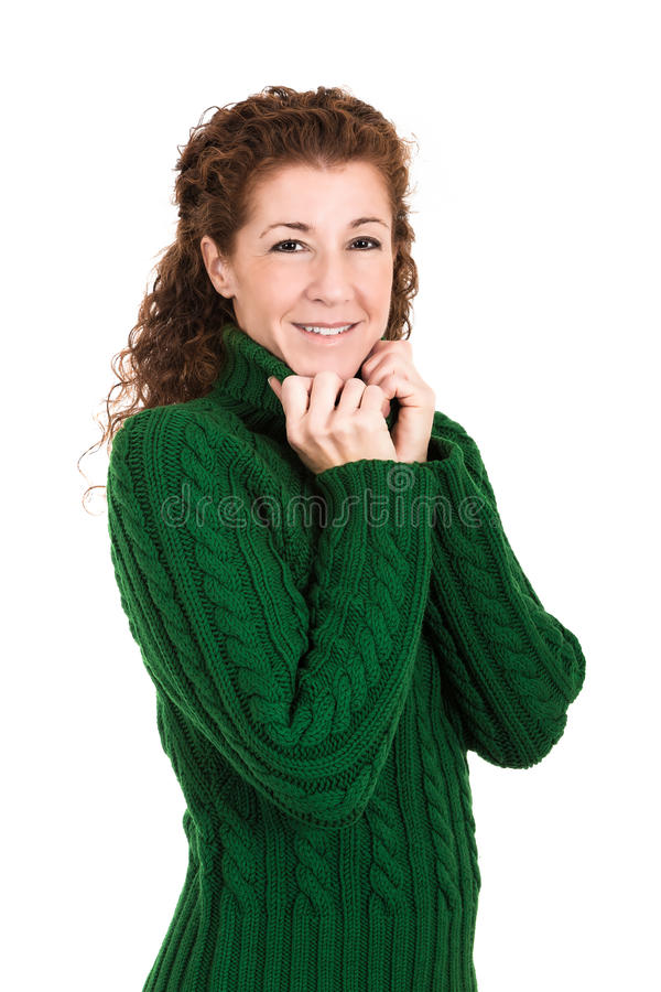 pullover stock afbeelding