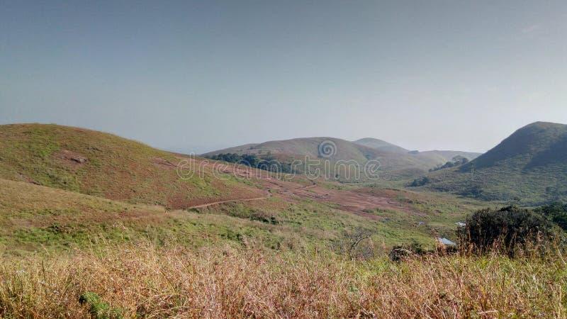 Pulmedu-sabarimala Kerala lizenzfreie stockfotos