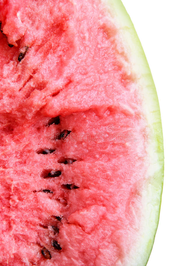 Download Pulp Of A Broken Watermelon Stock Image - Image of eating, colors: 33168265
