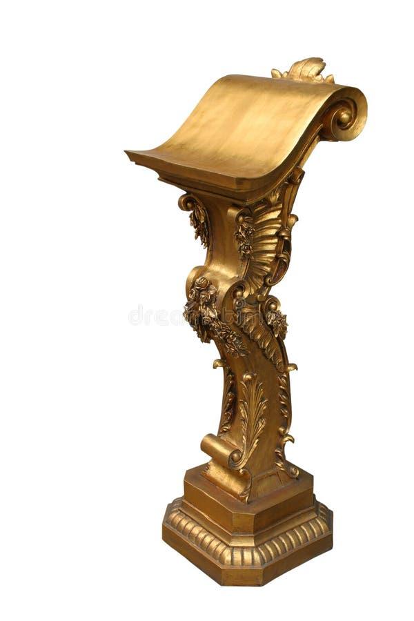 pulpit fotografia royalty free
