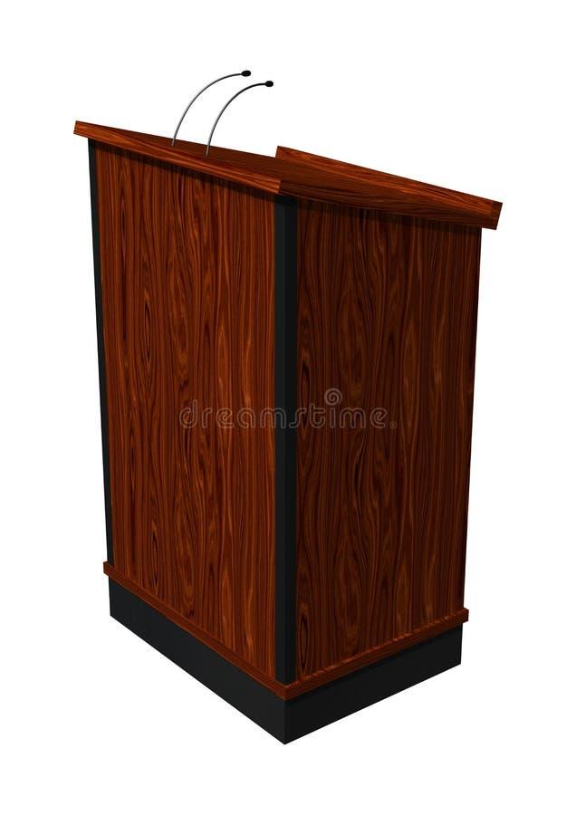 pulpit zdjęcie royalty free