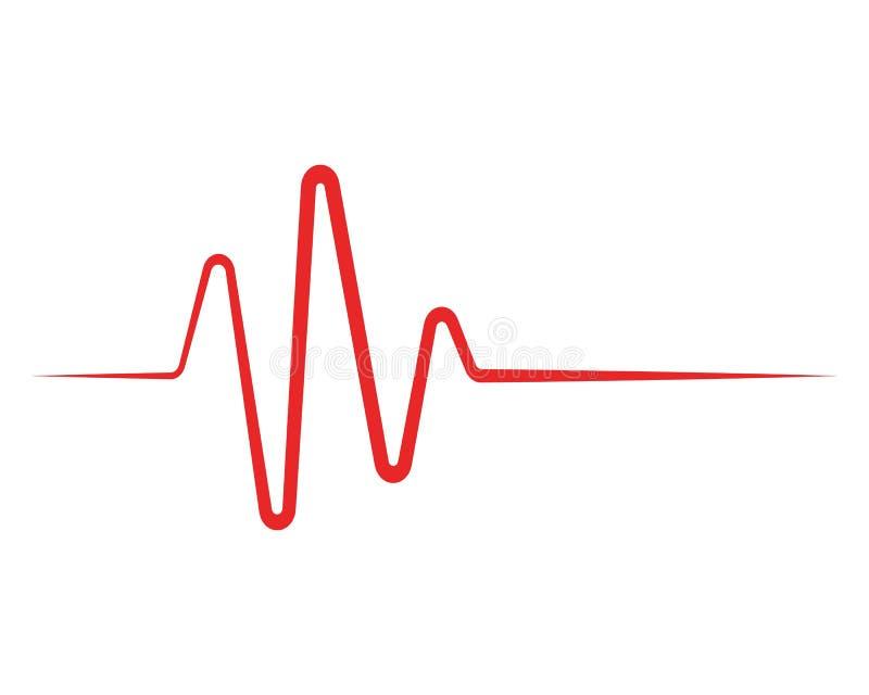 puls ilustracja wektor