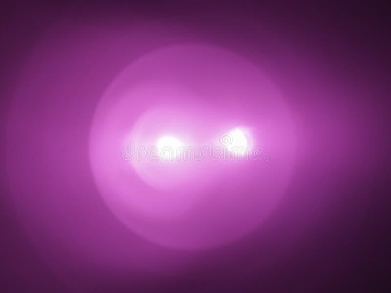 pulsación de luz infrarroja foto de archivo