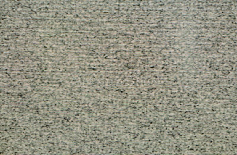 Pulso aleatório na tela da televisão do diodo emissor de luz sem fundo e textura do sinal fotos de stock royalty free