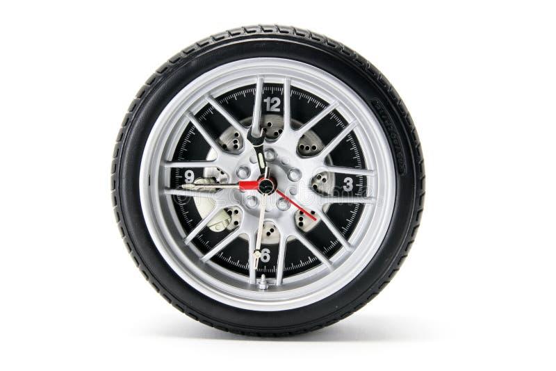 Pulso de disparo do pneumático fotografia de stock royalty free