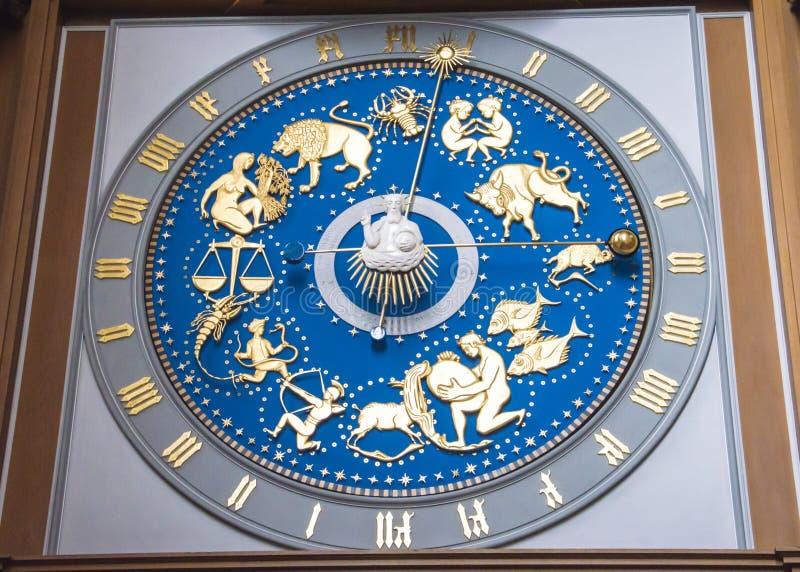 Pulso de disparo do zodíaco fotos de stock royalty free