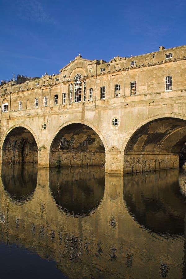 pulteney моста стоковые изображения