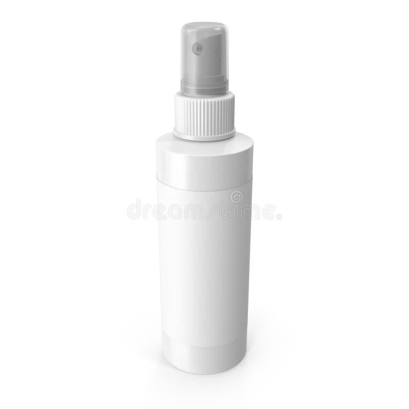 Pulvérisez la bouteille illustration de vecteur