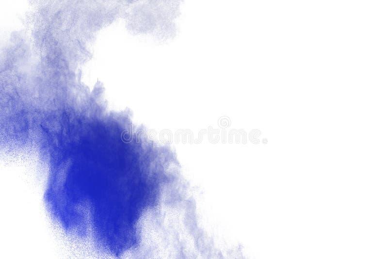 Pulver splatted lizenzfreies stockfoto
