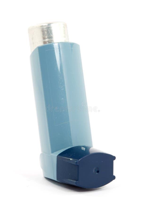 Pulverizador da asma imagem de stock