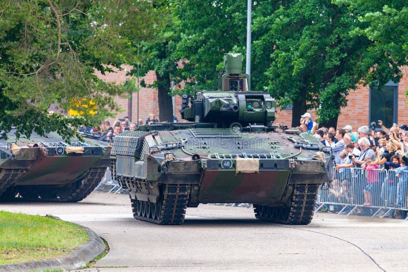Puma alemán del vehículo de lucha de la infantería fotos de archivo libres de regalías
