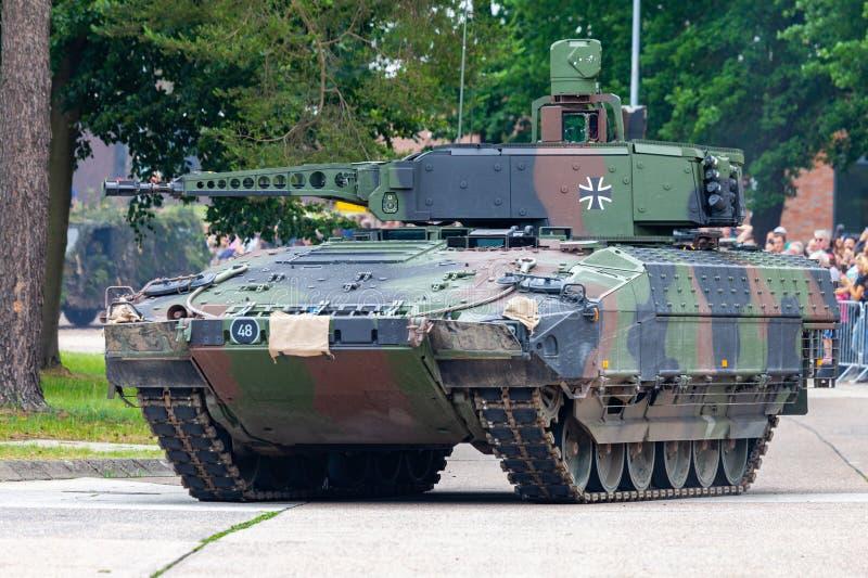 Puma alemán del vehículo de lucha de la infantería imagen de archivo