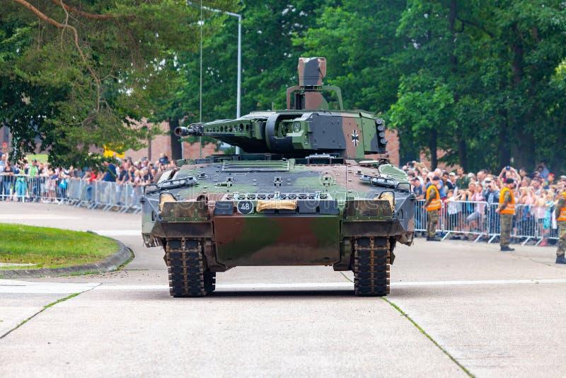Puma alemán del vehículo de lucha de la infantería fotos de archivo