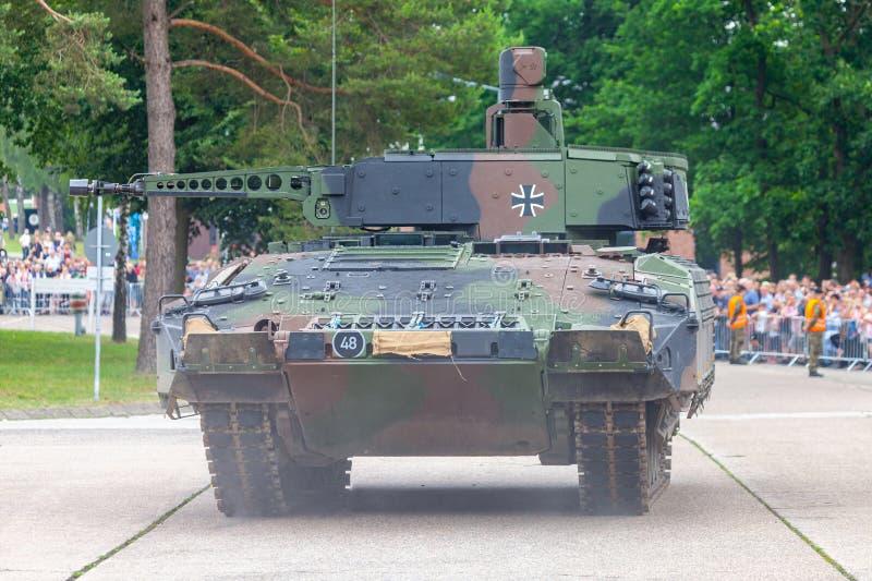 Puma alemán del vehículo de lucha de la infantería foto de archivo libre de regalías