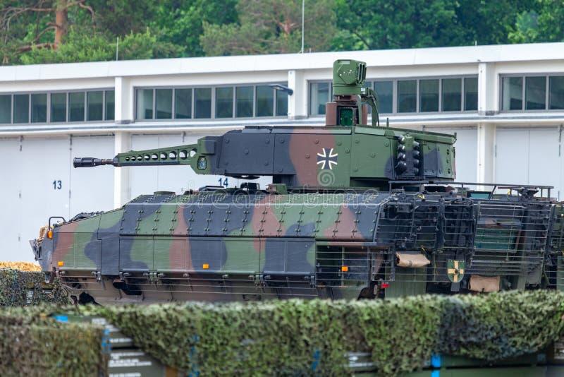 Puma alemán del vehículo de lucha de la infantería fotografía de archivo libre de regalías