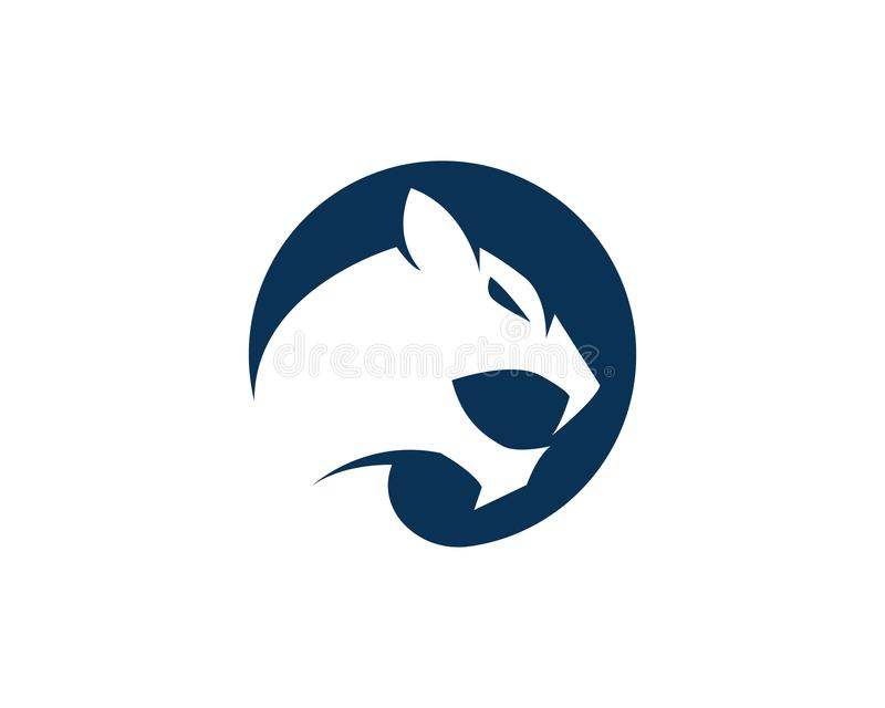 puma logo design vector illustration stock vector illustration of rh dreamstime com puma logo vector download puma logo vector cdr