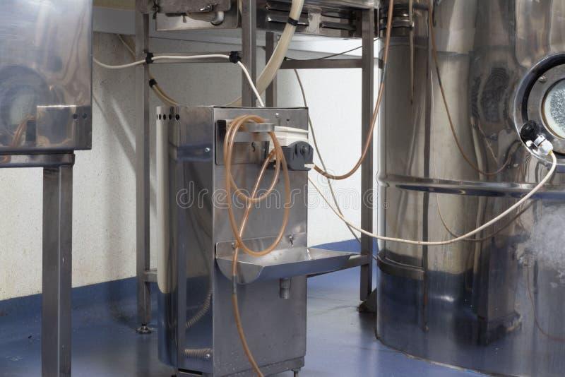 pump för flytande arkivfoton