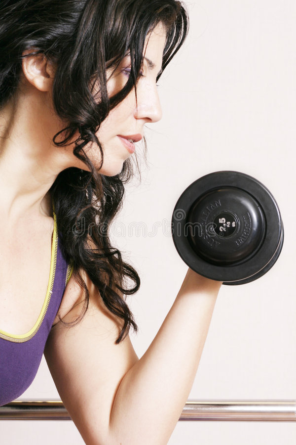 Pump Iron royalty free stock photos
