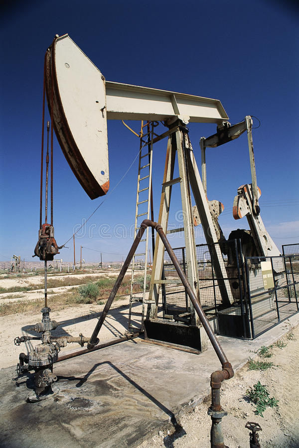 Download Pump Jack Royalty Free Stock Photography - Image: 23161907