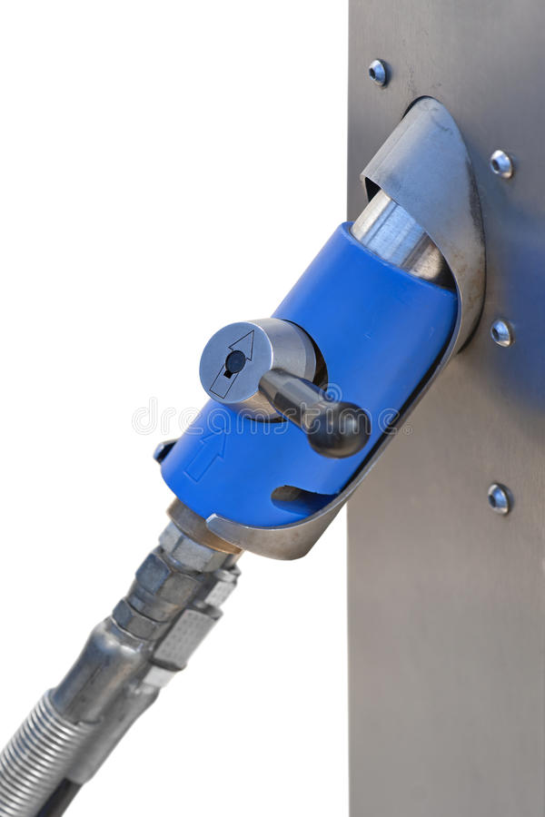 Download Pump for natural gas stock image. Image of clean, natural - 25296653