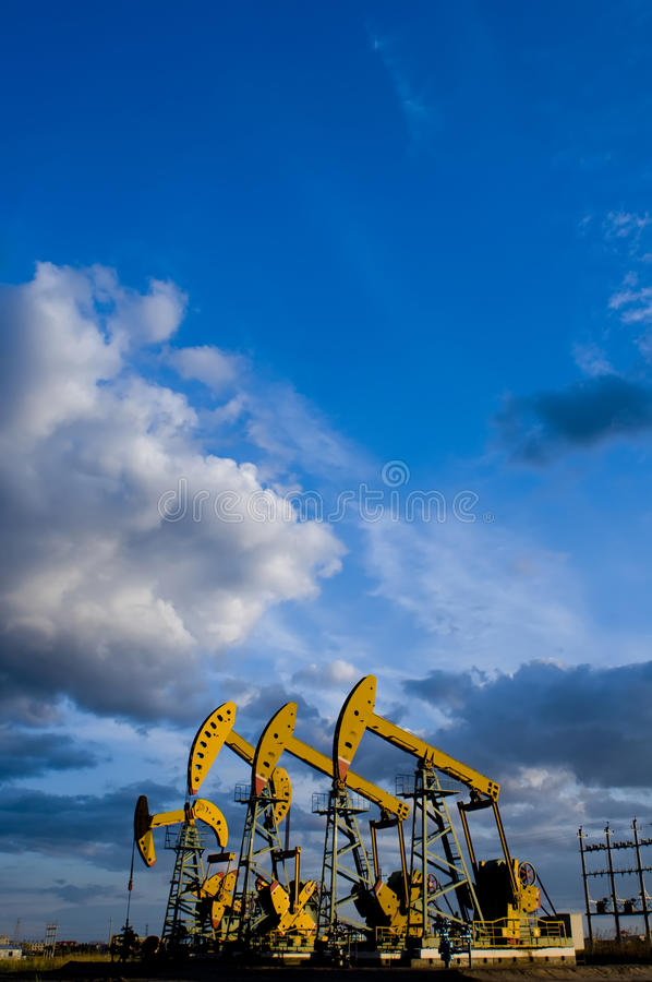 Download Pumping unit stock photo. Image of environment, energy - 9904494