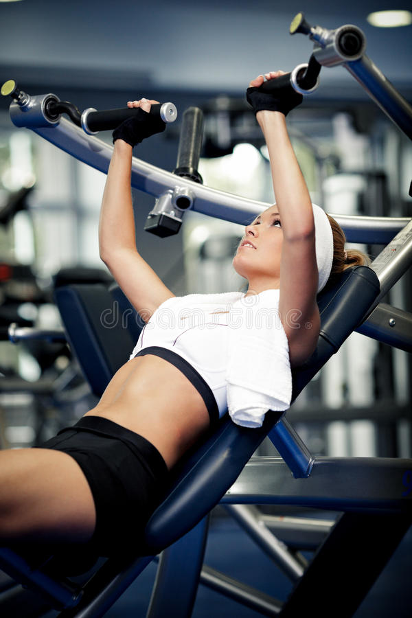 Download Pumping up muscles stock photo. Image of active, bandage - 34483340