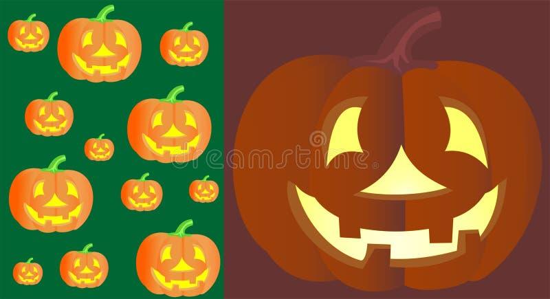 Download Pumpkin stock vector. Image of night, celebration, face - 10692955