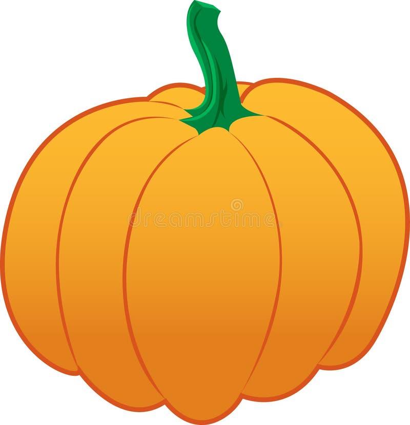 Download Pumpkin stock vector. Illustration of farm, treat, autumn - 20864565