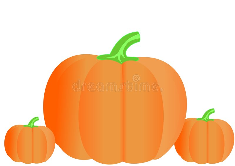 Download Pumpkin stock vector. Image of afraid, illustration, lantern - 3290340