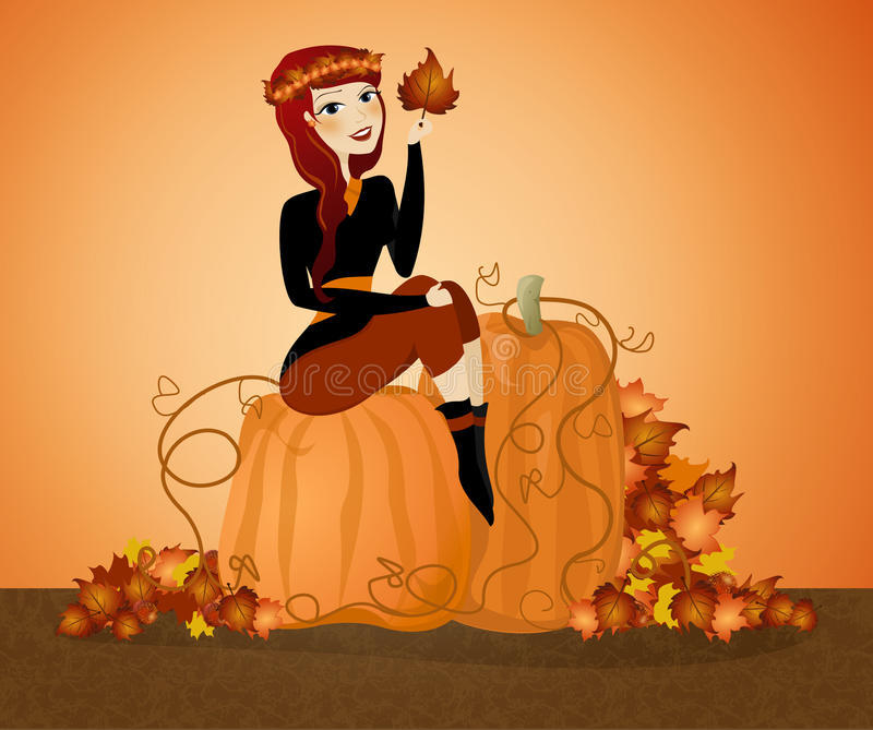 Download Pumpkin Background stock illustration. Image of graphic - 27933096