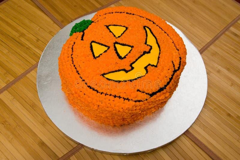 Pumpkin Cake royalty free stock images