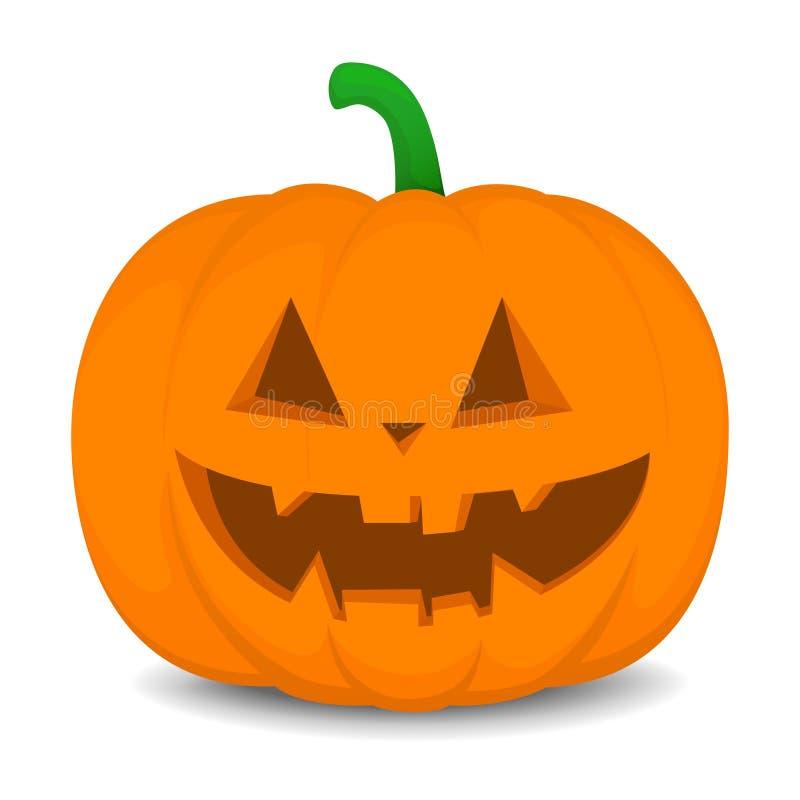Download Pumpkin stock vector. Image of october, horror, halloween - 33443488