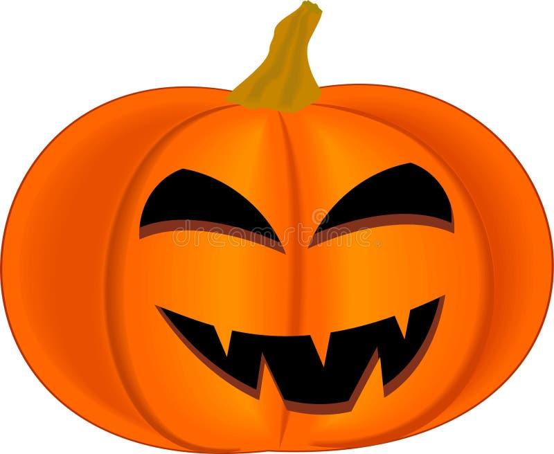 Pumpkin for Halloween stock image