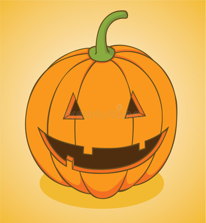 Download Pumpkin Head stock vector. Image of backgrounds, autumn - 34118090