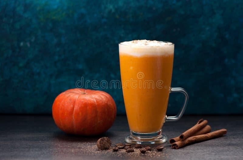 Download Pumpkin Latte Stock Photo - Image: 83702534