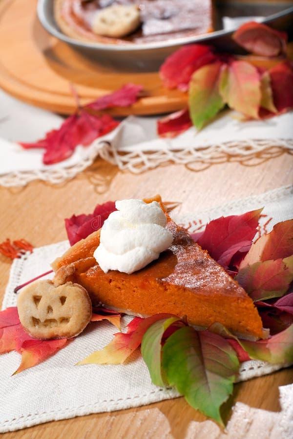 Download Pumpkin Pie stock photo. Image of garnished, fattening - 11628612