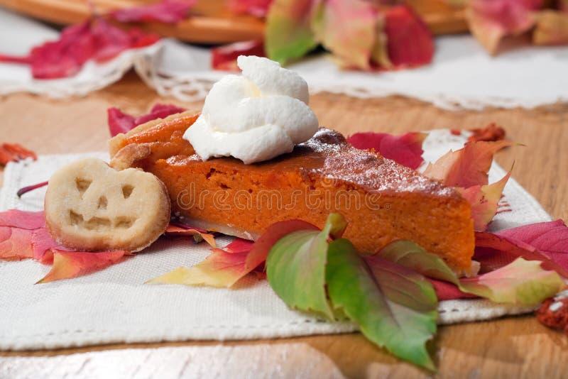 Download Pumpkin Pie stock image. Image of classic, jack, garnished - 11628631